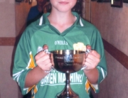 SOH Ladies U12_2010_Eilish O'Dowd Captain