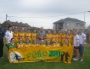 SOH Ladies feile 2011 Girls team