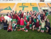 SOH Ladies school final 2011 winners