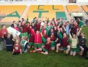 SOH Ladies school final 2011 winners