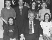 SOH Scor Craobh na hÉireann sa Nuachleas i Scór na nÓg 1997