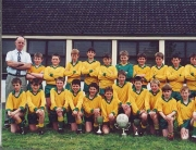 SOH Underage 1997, Under 12 League and Championship winners
