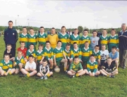 SOH Underage Ballinamore Boys N.S. Winners of the Division 1 Shield 2004