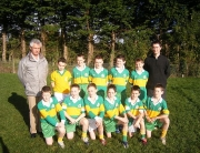 SOH Underage Leitrim INTO Champions for the Third Year in a Row 2006  Ballinamore Boys NS