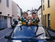 SOH Underage Schools Champions 2006 Mark McGrory and Conor McTague
