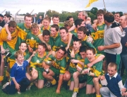 SOH Underage Sean O'Heslins Under 16s 2004