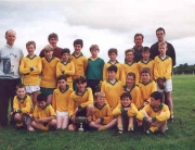 SOH Underage Under 12 Champions (Towns) 1996