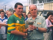 SOH Underage Under 16 Champions 2004      Sean O'Heslins Captain, Shane Reynolds